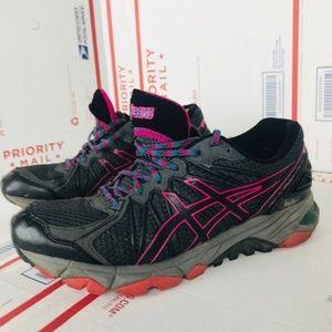 neutral running shoes women asics